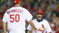 Adam Wainwright and Yadier Molina go deep on the state of the Cardinal Way Yadier Molina, St Louis Cardinals, Espn