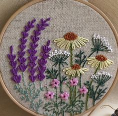 Embroidery Hoop Art Crewel Embroidery Hand Embroidery Patterns Silk Ribbon Embroidery Cross Stitch Patterns Embroidery Designs Sewing Stitches Needle And Thread Needlepoint Brazilian Embroidery Stitches, Crewel Embroidery Kits, Embroidery Flowers Pattern, Embroidery Supplies, Silk Ribbon Embroidery, Hand Embroidery Designs, Cross Stitch Embroidery, Embroidery Thread, Embroidery Ideas