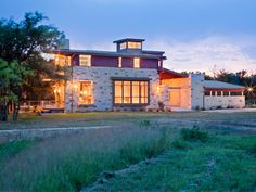 Beautiful Residence : Mackey Ranch by James D LaRue « Awesome Architecture