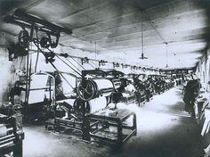 paper mill #Crusinallo