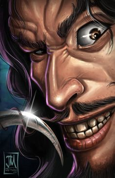 Captain Hook by ~martinezdezign on deviantART