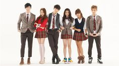 Dream High 2 - 드림하이2 - Watch Full Episodes Free - Korea - TV Shows - Viki