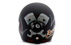 Custom lids biltwell handmade helmet