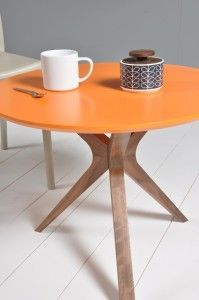 Trio Coffee Table -Orange - Obi Furniture on A Passion for Homes website