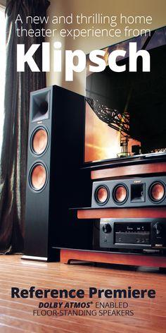17 best klipsch home theater images speakers filing cabinets rh pinterest com