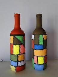 25+ melhores ideias de Vasos de garrafa de vinho no Pinterest ...