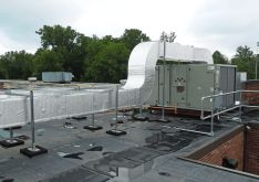 Unistrut Telestrut Telescopic Framing System Eberl Iron Works Blog Saving Money Rooftop System