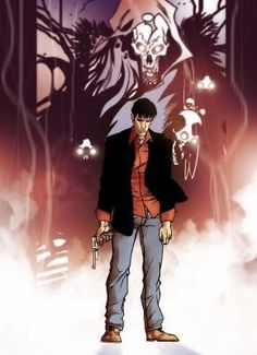 Dylan Dog e la Morte