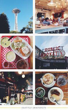 seattle snapshots