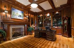 Glamorous Ious Victorian Home Office Luxury Libraries Design
