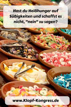 """Wenn du einen """"Jieper"""" auf Süßigkeiten hast, dann kannst du einfach nicht aufhören? Mit diesen Tipps vielleicht schon!"""