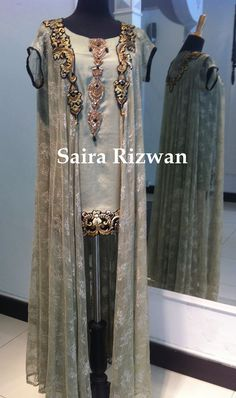 Embroidered Bridal Wear Dresses 2016 by Saira Rizwan | BestStylo.com