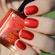 Nail Escapades: F.U.N Lacquer - Summer 2014 Collection (MEGA POST) - Radiance
