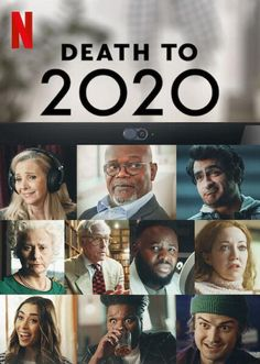 """Death to 2020 (2020) As the year we all want to end finally does, take a look back at 2020's mad glory in this comedic retrospective from the creators of """"Black Mirror"""" 2020 Movies, Comedy Movies, Series Movies, Hd Movies, Movies And Tv Shows, Movie Tv, Netflix Recommendations, Tracey Ullman, Comedy Events"""
