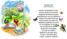 Doamna Fagilor: Darurile firii, semne-ale IUBIRII! Kids Poems, Spring Crafts, Nursery Rhymes, Kids And Parenting, Songs, School, 8 Martie, Languages, Gabriel