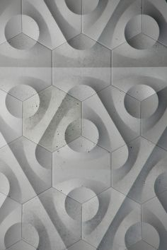 # Blue Circle Embossed / Debossed Geometry Grey Rounded Texture tiles Triangle W. Wall Texture Patterns, Tiles Texture, Wall Patterns, Textures Patterns, Geometric Patterns, Tile Design, Pattern Design, 3d Pattern, Circle Pattern