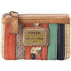 Fossil Zipper Pouch
