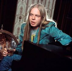 Rick Wakeman ~ This is exactly how I remember him in ...