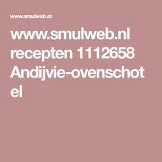 www.smulweb.nl recepten 1112658 Andijvie-ovenschotel