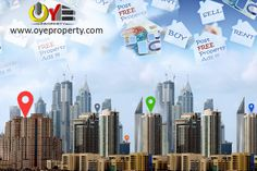 Buy- Sell- Rent #Properties From India's Best #PropertyPortals- Oye Property.com