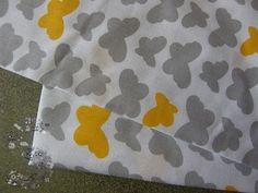 Tkanina bawełniana motyle 130g/m2