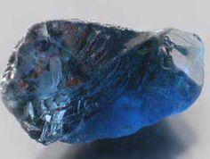 UNCUT ROUGH BLUE SAPPHIRE