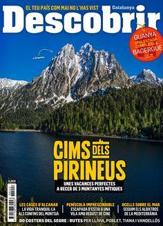 Revista #Descobrir 222. Cims dels #Pirineus! Magazine, Travel Magazines, Science, Naturaleza, Life, Magazines