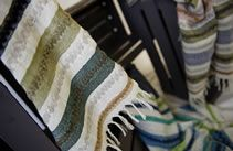 WOOL SCARVES BY Dal MONDO Collection -