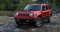2017 Jeep Patriot Review