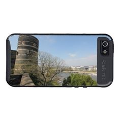 Chateau d'Angers - View over la Maine iPhone 5 Cover