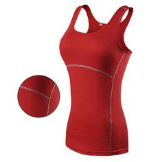 8648d112f2789 New Yoga Tops Women Sexy Gym Sportswear Vest Fitness tight woman clothing  Sleeveless Running shirt Quick Dry White Yoga Tank Top