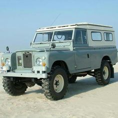 Land Rover Series 2A109 One Ton windowed Hard Top 2.6 petrol