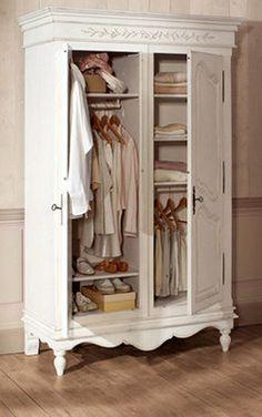 Yvonne 2-Door Wardrobe
