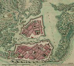 Cartagena de Indias was established in 1533