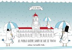 25 de mayo. Revolucion Argentina
