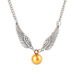 you will receive one piece,  ball size:10mm Wing charms:10x30mm Color : bronze/Silver  Material: metal, alloy. These charms are made from a zinc alloy metal which is lead and nickel free. Perfect for pendants, necklace, bracelets, earrings, zipper pulls, bookmarks and key chains etc.!  You can check our store for different colors and sizes.