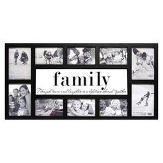 10 Opening Family Frame Glass : Target