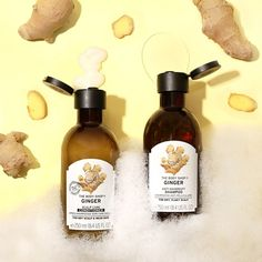 The Body Shop Ginger Scalp Care Shampoo+Conditioner Unisex Adult Daily Treatment Scalp Care Shampoo, Anti Dandruff Shampoo, Shampoo Bar, Shampoo And Conditioner, The Body Shop, Body Shop At Home, Body Shop Skincare, Best Skincare Products, Head And Shoulders Shampoo