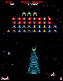 Galaga-Games People PLay!