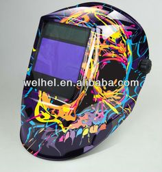 Long lifespan CE verified new decal welding helmet $11~$35