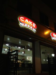Outlet of Cake Park in Chennai
