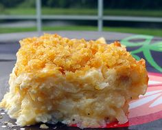 """Angie's Hash Brown Casserole: """"Awesome! Followed recipe to the letter and would not change a thing! This is a real winner!"""" -msjill111"""