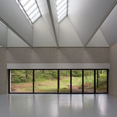 Kröller-Müller Museum new section by Wim Quist architects, Otterlo, the Netherlands