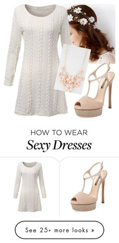 """""""Untitled #7840"""" by carmellahowyoudoin on Polyvore featuring Casadei and Full Tilt"""