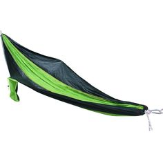 HIPPIH Person Portable Multi-Functional Parachute Nylon Fabric Hammocks for Backpacking, Camping, Travel, Beach, Yard. Portable Hammock, Hammock Tent, Camping And Hiking, Trees To Plant, Yard, Amazon Products, Beach, Outdoor Decor, Green