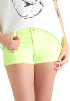 These shorts are the shorts that one of the girl's is wearing. #modcloth #hamberg