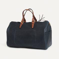 Hobo Travel Bag Navy Blue