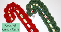 These Candy Cane Holders are fun to make for the holidays. They can be used as gifts or you place them on your Christmas tree! You wi...