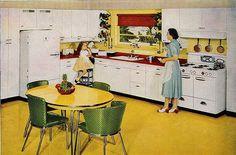 cuisine 60's