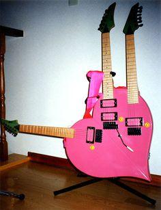 ukulele valentine heart box